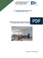 Informe Evaluacion Del Diseño Curricular PIQ