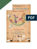 Programación Fiesta de las Artes para la Infancia