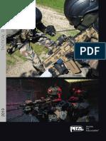 Petzl Catalog Tactical 2019 En