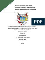 Comparaciones de Los Beneficios Laborales Del Perú Frente a Los Países de Sudamérica