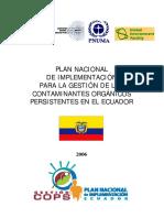 PNI COPs Ecuador