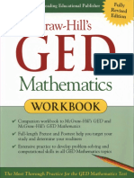 Jerry Howett McGraw Hills GED Mathematics Workbook McGraw Hill 2002