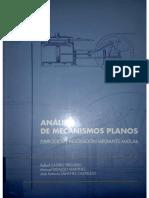 Análisis de Mecanismos Planos Con Matlab