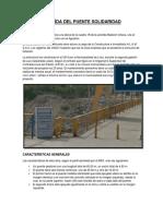 La Caída Del Puente Solidaridad