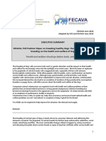 apsolutions  fecava fve position paper on breeding healthy dogs the effect of selective breeding on the health and welfare of dogs