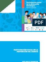 Participacion Social en La Prevencion Del Dengue