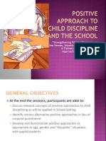 Positive Approach to Child Discipline - Helen