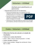 Tema 4 Costo—Volumen—Utilidad B