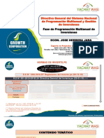 2. PPT de La Fase de PMI 2019