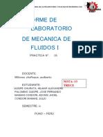 1 Informe de La Determinacion de La Altura Metacentrica