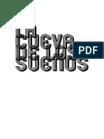 La Cueva de Los Sueos Andrs Fuentes