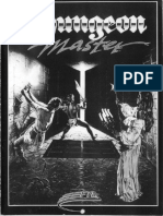 Dungeon-Master Manual DOS En