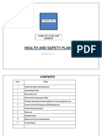 Contractor Health and Safety Plan-V1_April 2019