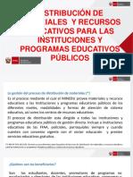 PPT Introduccion Distribucion de Materiales