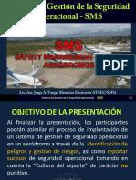 Sms - Aeródromos Bolivia DGAC