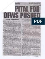Peoles Journal, May 29, 2019, Hospital for OFWS pushed.pdf