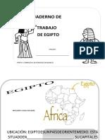 Cuaderno de Egipto Convertido