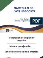 Desarrollo de Nuevos Negocios Chimaltenango