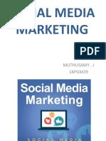 16pgm29-Social Media Marketing