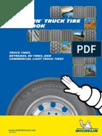 Truck Tire Data Book