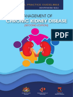 CPG Management of Chronic Kidney Disease (Second Edition)