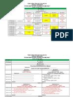 Jadwal Tipd 2019 27 Feb 2019
