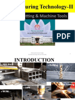 Manufacturing Technology-II.pptx