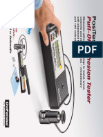 PosiTest (2013) Pull-Off Adhesion Tester