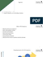 HR Analytics Slides