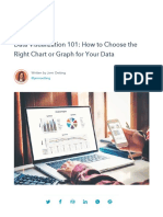 Data Visualization 101_ How to Choose the Right Chart or Graph for Your Data