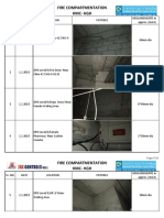 0_Fire Compartmentation OPD FEB 2019