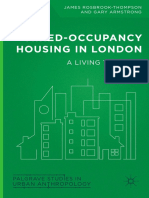 James Rosbrook-Thompson, Gary Armstrong - Mixed-Occupancy Housing in London