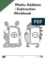 Maths Addition & Subtraction