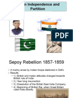 Indian Independence and Partition PPT.ppt