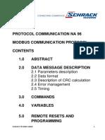 NA96 protocol manual