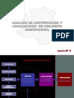 Entrega Taller x Justificacion y Localizacion Del Conj. Habitacional