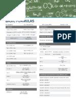 Basic Formulas