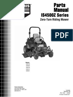 Ferris IS4500Z   Screw   Automotive Technologies