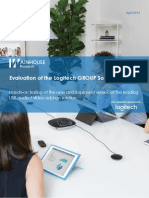 Logitech Group Evaluated by Wainhouse Research