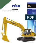 Leaflet PC200 8M0
