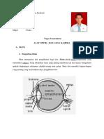 Fisika Alat Optik BAGAS XIPA1