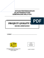 JKR PQP BP Microsurfacing