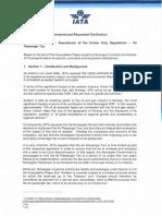 Appendix1 Comments Clarification to Consultation Paper Sp 53 2016