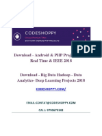 PHP Projects Topics Ideas Titles 2019