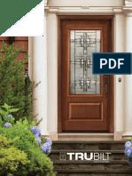 Entry Door Brochure