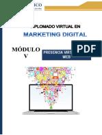Guía Didáctica Modulo 5 Marketing