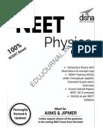 Disha Physics Guide