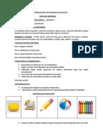 Elaboracion de Un Material Educativo Grupal