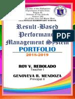RPMS Portfolio Grade4