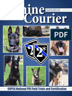Canine Courier December 2017